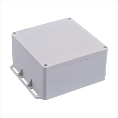Plastic waterproof box
